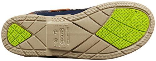 De Line Beach Homme Boat clay Bleu M Chukka navy Chaussures Ville Crocs ZYqW1q