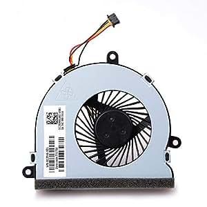 TB® Ventilador de refrigeración de Repuesto para HP Notebook 15-AC000 15-AC100 Modelos HP PC 250 G4 G5 255 G4 G5 256 G4 G5, SPS-813946-001: Amazon.es: ...