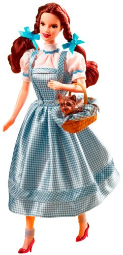 Anniversary Edition Doll - Barbie Collector 2006 Doll 50th anniversary Special Edition Wizard of Oz Dorothy, Original Soundtrack Music