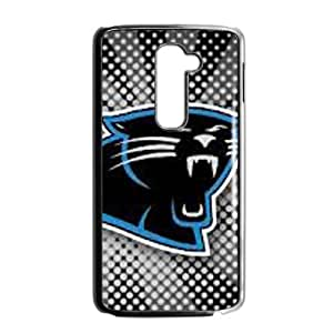 Carolina Panthers Cell Phone Case for LG G2