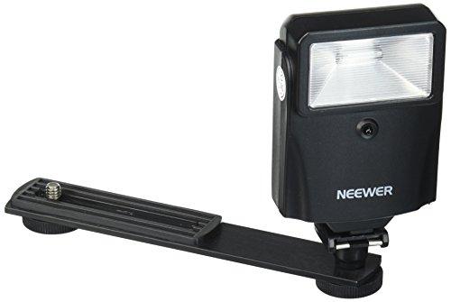 Neewer Digital Slave Flash with Bracket Set for Digital SLR