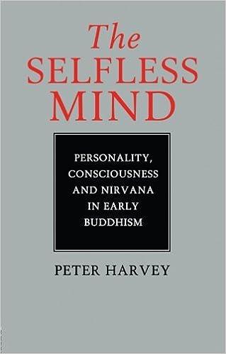 Harvey Selfless Mind cover art