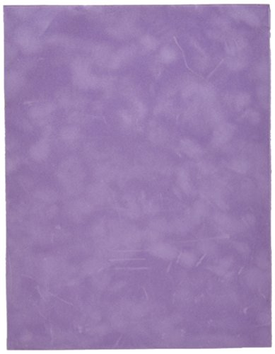 Sew Easy Industries 12-Sheet Velvet Paper, 8.5 by 11-Inch, Lavender by Sew Easy Industries