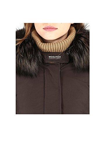 Woolrich Donna Coffee 18 Arctic Sm20 Wwcps2510 Fw Fox 17 7268 Giubbino Luxury Parka W's rr1nwxT5Hq
