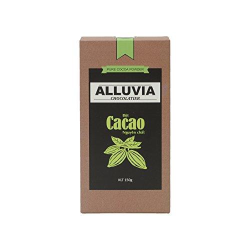 Alluvia Chocolatier Natural puro cacao en polvo calidad Premium 150g
