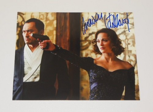 Marion Cotillard Actress Inception Signed Autographed 8x10