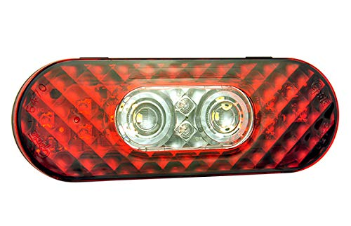 Grote Industries Led Oval Tail Lights