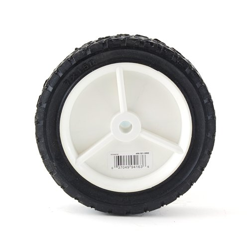 490-321-0002 7 x 1.50 Plastic - 50-Pound Load Rating Wheel - Replaces 750-P
