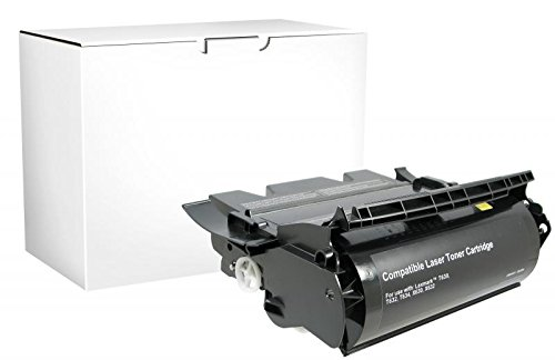 Fine Line Printing - Compatible for Lexmark T630 - Toner Cartridge (High Yield), Lexmark Compliant (21,000 pgs)