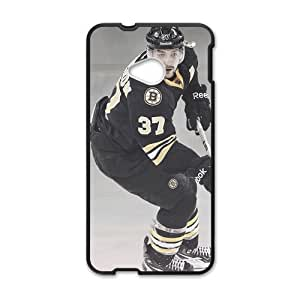 Happy Patrice Bergeron Boston Bruins Cell Phone Case for HTC One M7
