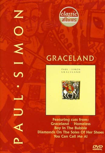 DVD : Paul Simon - Classic Albums: Paul Simon: Graceland (DVD)