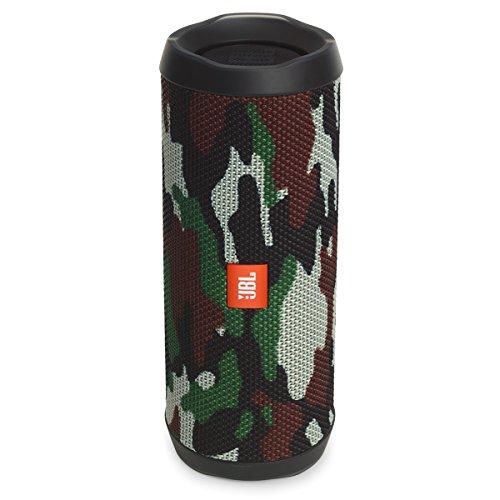 JBL Flip 4 Portable Bluetooth Speaker Squad JBLFLIP4SQUAD