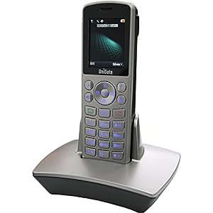 UniData WPU-7800 - Teléfono inalámbrico VoIP (Wifi