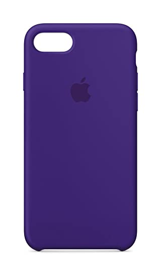 detailed pictures ecf5e a190a Apple Silicone Case for iPhone 8/7 - Ultra Violet