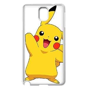 Pikachu Samsung Galaxy Note 3 Cell Phone Case White gzha