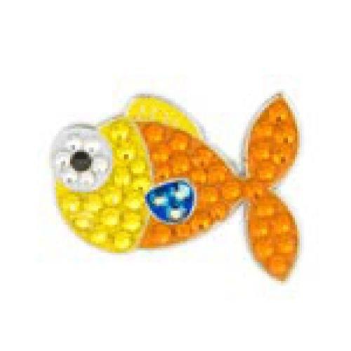 Bonjocボールマーカーと帽子クリップGoldfish Fish   B0062KQPCE