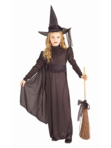 Forum Novelties Classic Witch Child Costume