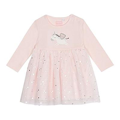 da2bf6ebb0a2 Bluezoo Kids Baby Girls' Pink Unicorn Dress From Debenhams 0-3 ...