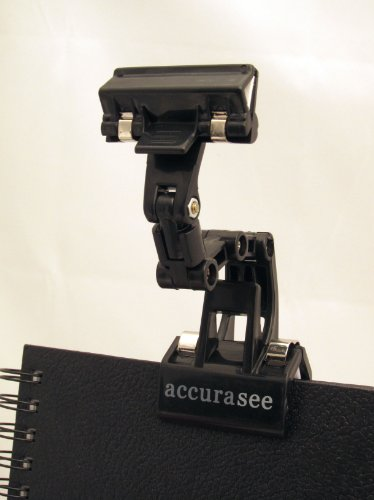 Accurasee AccuClip, Copy Holder for Artists by Accurasee