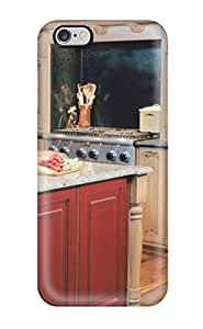 Bsc-244IuGBlGMq Lodge-like Kitchen With Pine Cabinetry Awesome High Quality Iphone 6 Plus Case Skin