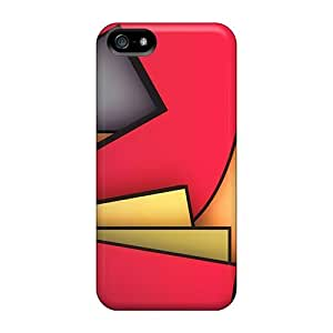 Dana Lindsey Mendez Snap On Hard Case Cover Abstract Protector For Iphone 5/5s