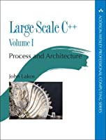 Large-Scale C++ Volume I: Process and Architecture Cover