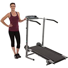 Exerpeutic 100XL High Capacity Magnetic Resistance Manual Treadmill
