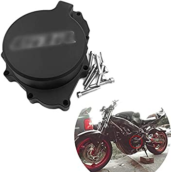 Motorcycle Engine Stator Cover Compatible with 2001-2007 Honda CBR 600 F4I HTTMT MT053