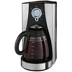 Amazon.com: Mr. Coffee LMX37 12-Cup Programmable Coffeemaker, Stainless Steel: Drip Coffeemakers ...