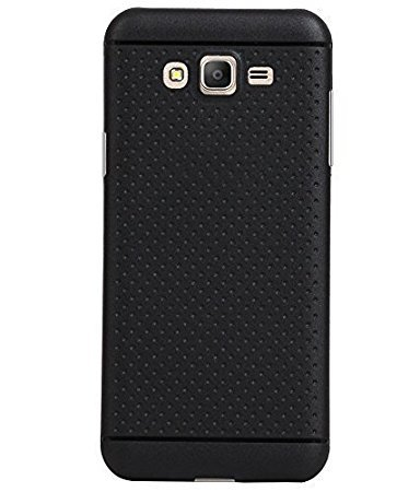 best service a3305 bd05f JM Soft Silicon Matte Dotted Back Cover for Samsung Galaxy J2 4G DUOS  SM-J200 (Model Year 2015)