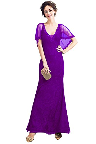 Vestito Linea Donna A Purple Ad Vimans n7ZSxqwY7