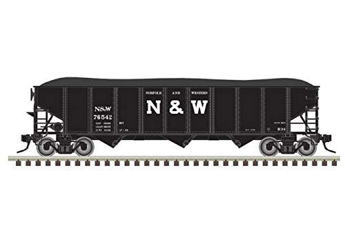 Atlas N&W 70 TON Hopper A