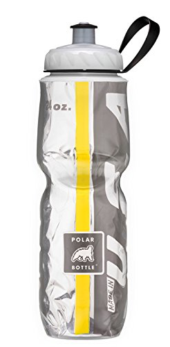 Polar Bottle Insulated Water Yellow