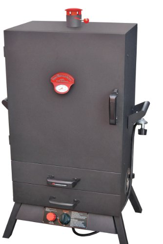Landmann Vertical Gas Smoker Black 3895GWLA