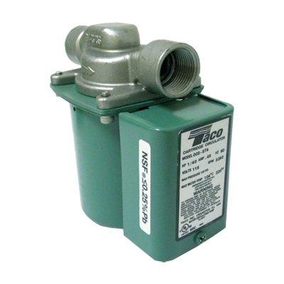 taco recirculating hot water pump - 7