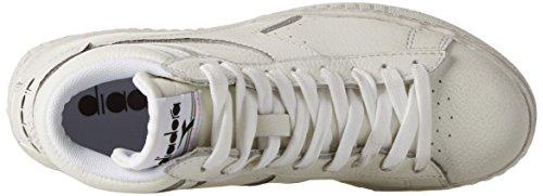 Unisex Alto L Diadora High Game Collo Sneaker Waxed a H1z8v