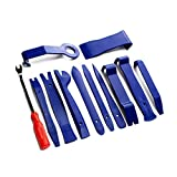 Florenceenid 12Pcs Portable Auto Car Radio Panel Door Clip Audio Removal Installer Tools