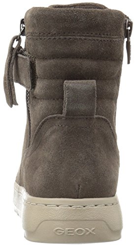 D Geox Boots Chestnutc6004 Nimat Women's C Ankle Brown 4F5pFq