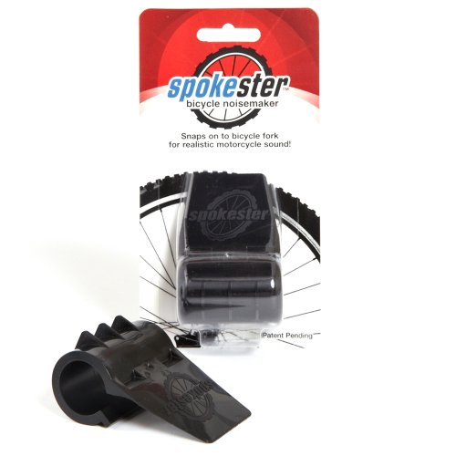 Spokester Bicycle Noise Maker (black)
