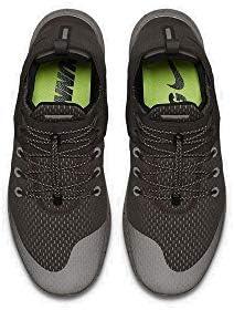 Nike Mens Free RN CMTR 2017 Prem Fabric Low Top Bungee Running Sneaker