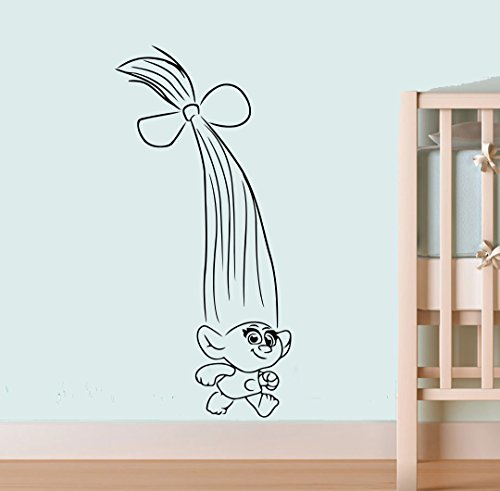 Dreamworks Trolls Smidge Giant Wall Stickers