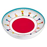amscan Multicolored Round Melamine Party Bowl