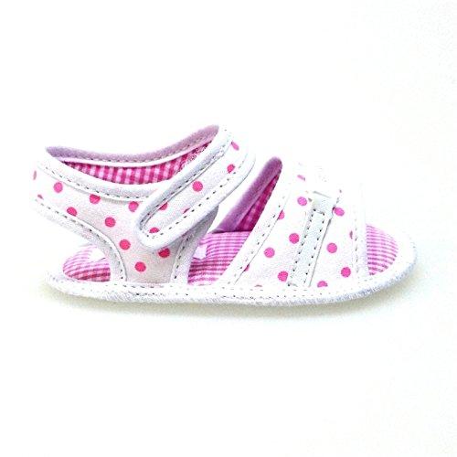 Sandalias Cuna Guess Prarie es Bebé BlrosaAmazon Zapatos DI29EH