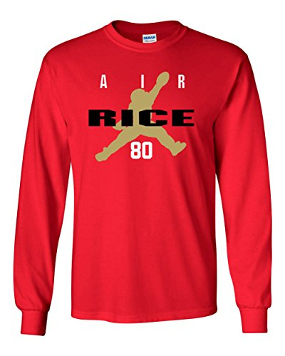 The Silo LONG SLEEVE RED San Francisco