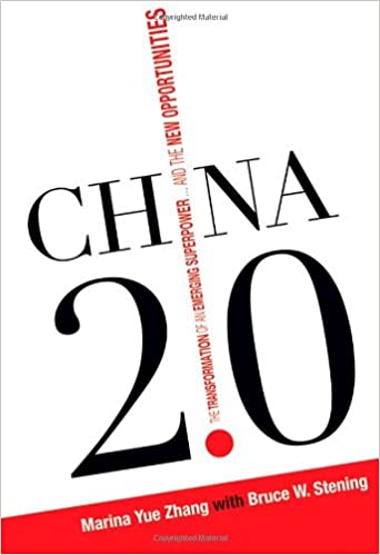 1707874320e86 China 2.0: The Transformation of an Emerging Superpower? And the New  Opportunities: Marina Yue Zhang, Bruce W. Stening: 9780470824238:  Amazon.com: Books
