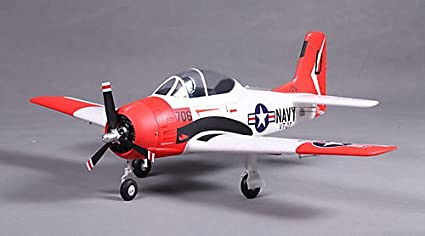 Amazon.com: T-28 PNP V2, 800 mm: Rojo: Toys & Games