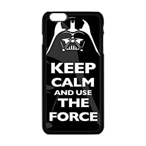 HDSAO keep calm and use the force Phone Case for Iphone 6 Plus