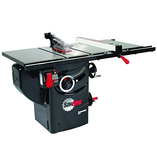 Professional Cabinet Saw - 4