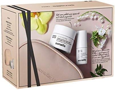 Sensilis Upgrade - Pack con Crema AR Reafirmante y Antirojeces de 50 ml y Sérum Reafirmante de 15 ml
