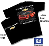 New Camaro - Chevrolet T-Shirt: 2010 2011 2012 2013 SS 1LE ZL1 (X Large) offers